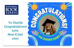 Congratulations frame